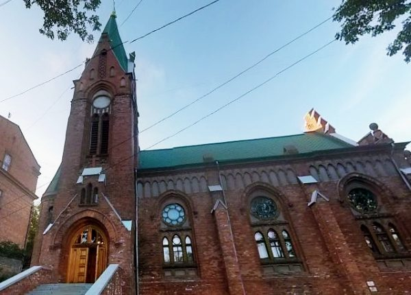 聖パーヴェル・ルーテル教会
