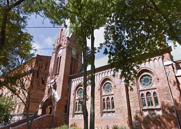 ウラジオストクの教会