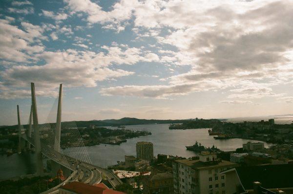 ウラジオストクの景色