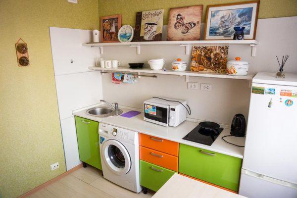 Apartment on Okeanskiy Prospekt 103