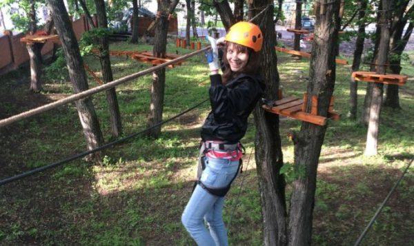 Adventure Park V Gostyakh U Leshego