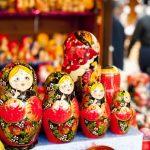 ウラジオストクでマトリョーシカを買うなら?お土産におすすめのアイテムとお店を紹介!