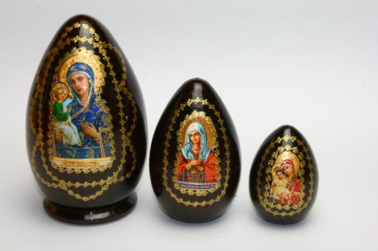 ロシア正教・マトリョーシカ
