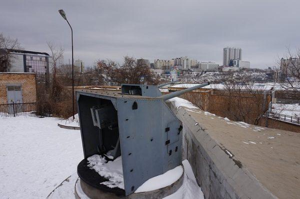 ウラジオストクの観光スポット