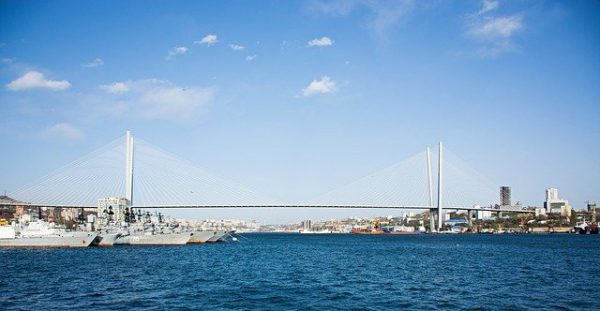 ウラジオストクは人口が増加傾向で観光にも人気の都市